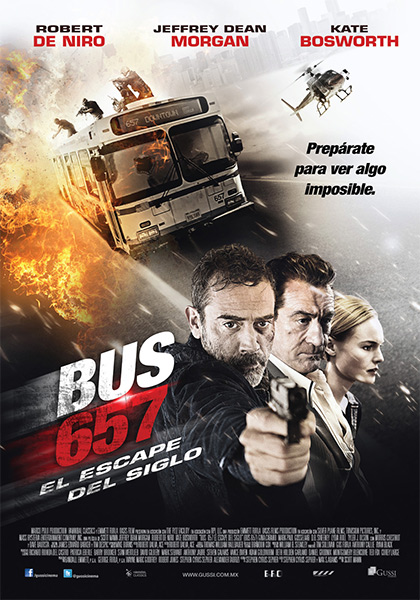 Bus 657: el escape del siglo